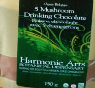 HA Drinking Chocolate with 5 Mushroom Dual Extract