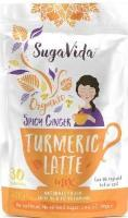 SugaVida Turmeric Latte Spicy Ginger 80g