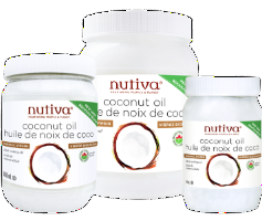 EXTRA VIRGIN Nutiva® Organic Coconut Oil, 1.6L