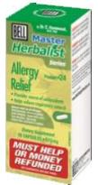 Allergy & Respiratory Health, 30caps