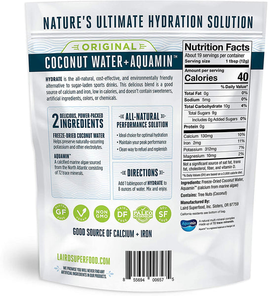 Coconut Water Freeze-dried 227g