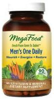 Men's One Daily 72 tabs