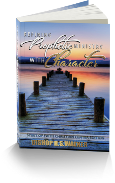 Refining Prophetic Ministry With Character Trainers Book