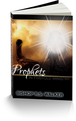 Prophets In Fivefold Ministry Paperback Book