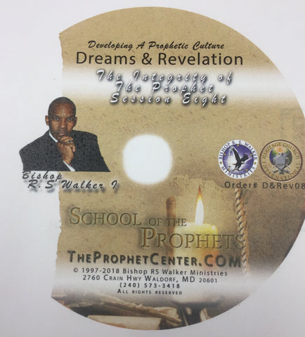 Dreams and Revelations Of The Lord Class (CD)
