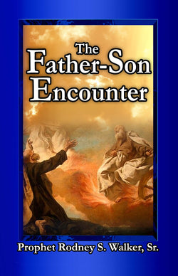 Father Son Encounter Paper Back Book