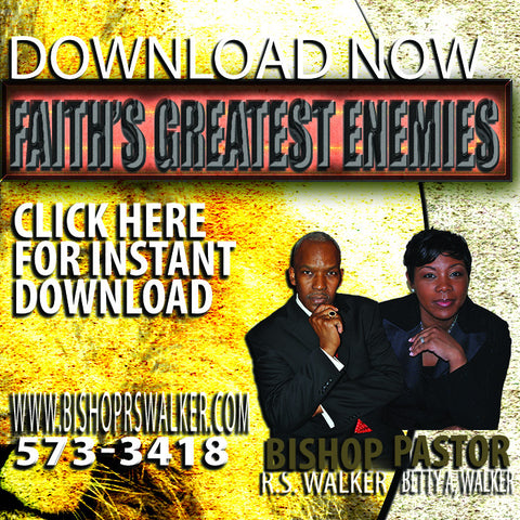 Faith's Greatest Enemies PT3 MP3