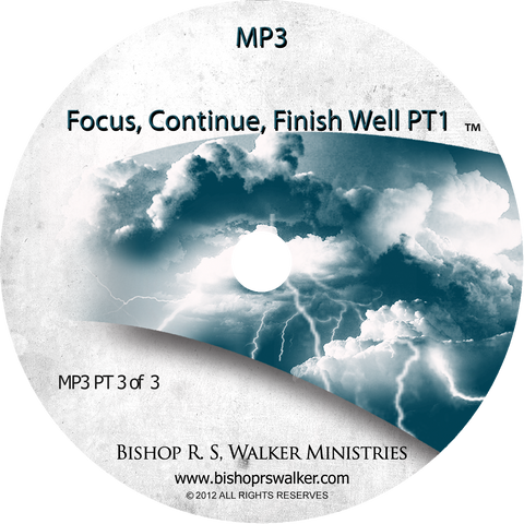 Focus Series Part 5 of 5 MP3 Instant Download