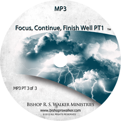 Focus Series Part 3 of 5 MP3 Instant Download