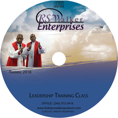 Leadership Training Class 4- Amina Baylor