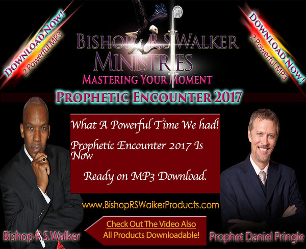Prophetic Encounter 2017 Day 2 MP3 Download