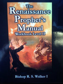 Renaissance Prophet's Manual Students Edition Level 2 (Paper Back)