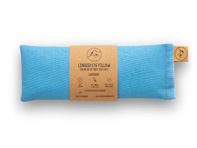 Linseed & Flaxseed Eye Pillows - Lavender Scented