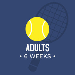 Adult Class - 6 Weeks Program (1 Hour - Weekend)