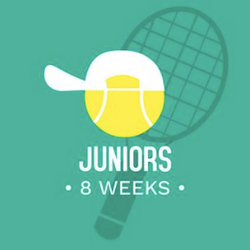 Junior 8 Week 1 Hour Tennis Program - Spring 2021