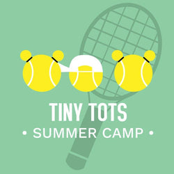 Summer Camp Application 2019 - Tiny Tots (4-7 Years)