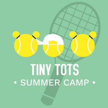 Tiny Tots Summer Camp  2021 (Ages 3-6 ) 9-10 am.