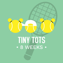Tiny Tots Program (Ages 4-7)  Spring 2019