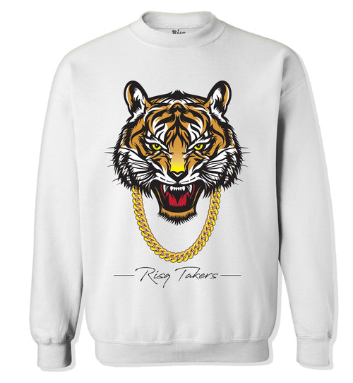 FEARLESS TIGER CREWNECK