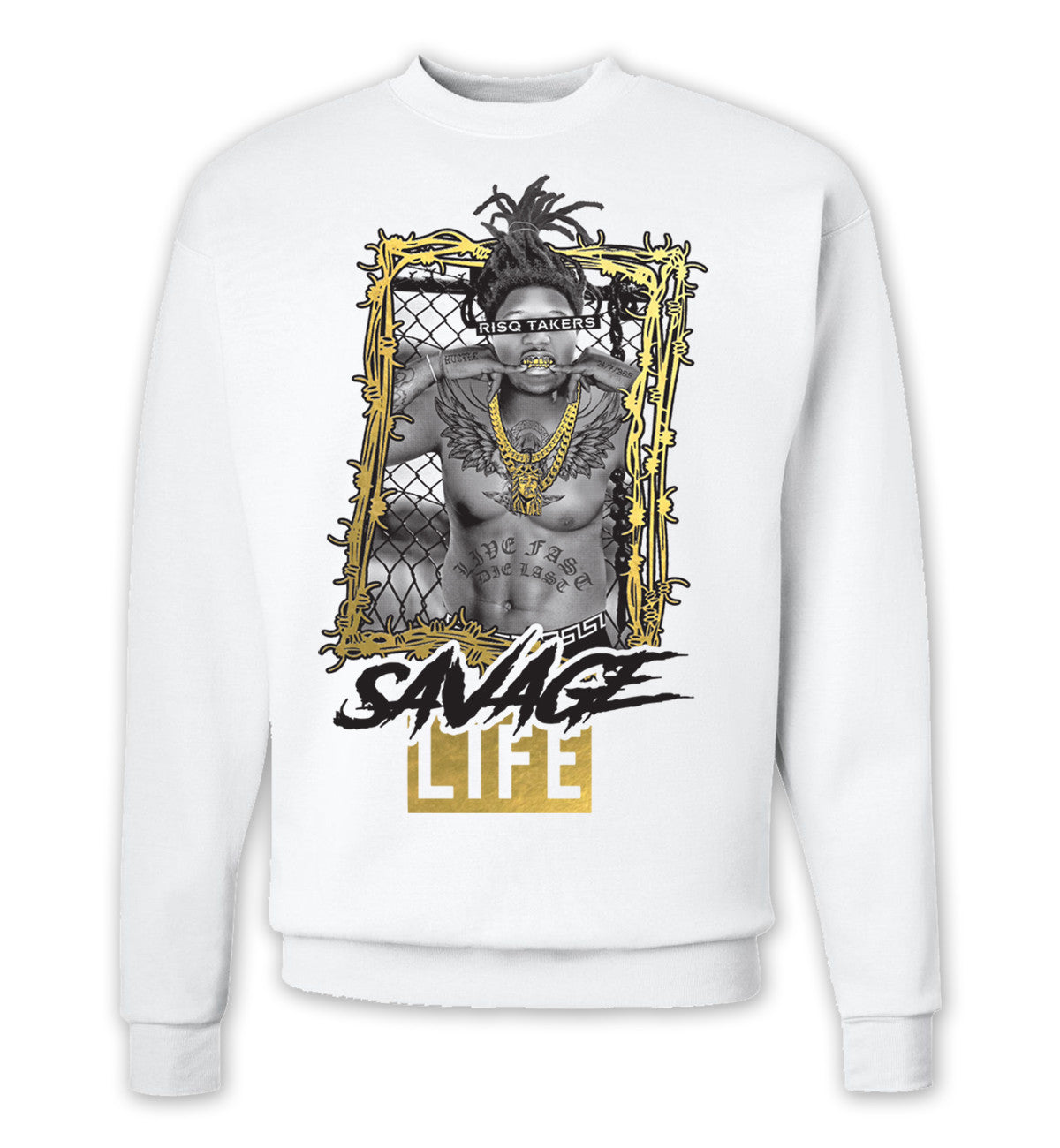 Savage Crewneck Sweater