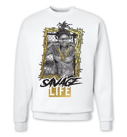 Bless Up Crewneck Sweater