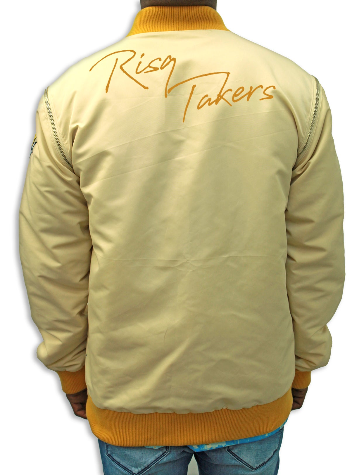 FINESSE KINGS BOMBER JACKET