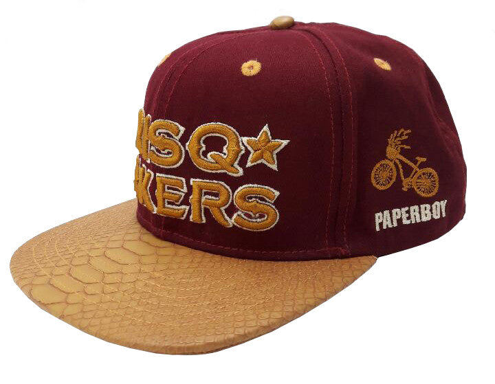 Signature Cap - Burgundy
