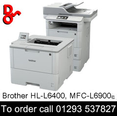 Consumables Brother MFC-L6900 Toner, Drum, Fuser Unit and Accessories  For use in:-  Brother MFC-L6900