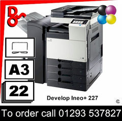 Develop Ineo+ 287 MFP Printer - Toners, Drums, Fuser Units and Transfer Belts, Spare Parts & Accessories Next Day UK Delivery