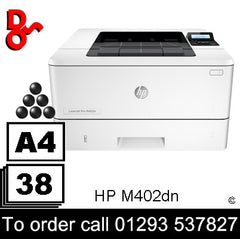 Consumables HP Pro M402 Toner, Fuser Unit and Accessories