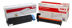 Consumables OKI MC853 Toner, Drum, Fuser and Transfer Belt