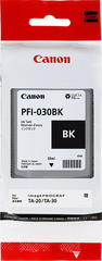 Canon image PROGRAF PFI-030BK Black Ink 55ml - 3489C001AA for sale Crawley West Sussex and Surrey, Nationwide next day delivery