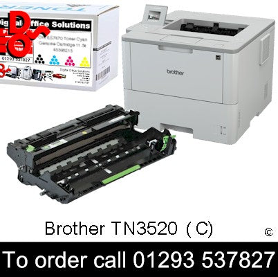 Brother Drum DR3400 DR-3400 Premium Compatible Quality Guaranteed for sale Crawley West Sussex and Surrey