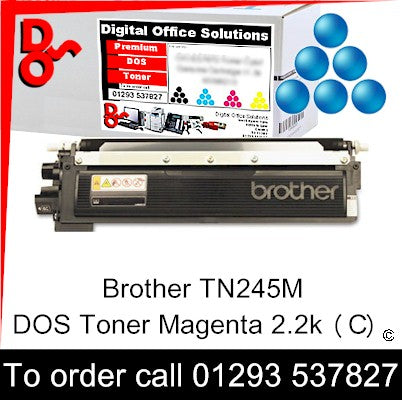 Brother Toner TN231C TN-241C Cyan Premium Compatible Quality Guaranteed for sale Crawley West Sussex and Surrey