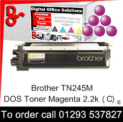 Brother Toner TN231M TN-241M Magenta Premium Compatible Quality Guaranteed for sale Crawley West Sussex and Surrey