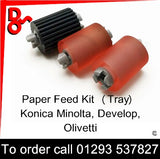 Paper Feed Kit Tray 1 & 2 Konica Minolta, Develop, & Olivetti Printers for sale Crawley West Sussex and Surrey, Nationwide next day delivery
