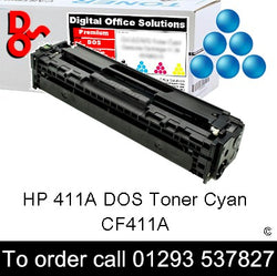 HP 411A, CF411A Premium Compatible Quality Guaranteed for sale Crawley West Sussex and Surrey