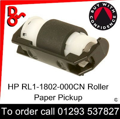 HP Spare Part, Paper Feed T2, RM1-4840-000CN, RM1-4840-000, RM1-4840 Roller, Separation for sale in stock at our Crawley warehouse today for fast, UK wide delivery with a 12 month guarantee