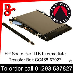 HP Spare Part, ITB, CC468-67927, CC468-67907 Intermediate Transfer Belt for sale Crawley West Sussex and Surrey
