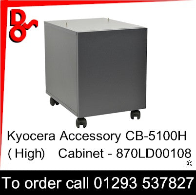Kyocera Accessory CB-5100H (High) Cabinet - 870LD00108