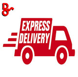 UK Nextday express delivery if ordered before 3pm, if you are located in the Southeast of England we will deliver the OKI C801 (C) Cyan Drum EP Cartridge - 44064009 and fit the item if required.