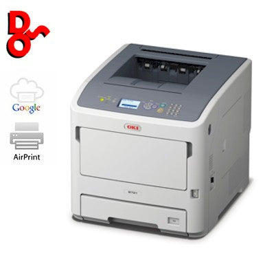 OKI Printer Mono A4 B721dn LED Laser Printer 01334001 for sale Crawley west Sussex and Surrey