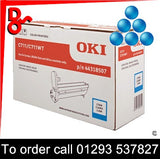 Buy with confidence a Genuine OKI Drum OKI C801 (C) Cyan Drum EP Cartridge - 44064009 from a OKI Executive Series Reseller.