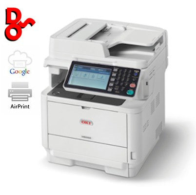 OKI MFP Printer Mono A4 ES4192dn Multi Function Printer OKI Executive Series 45858404 for sale Crawley West Sussex and Surrey