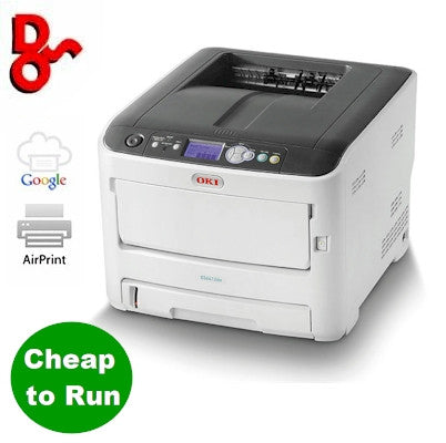 OKI Printer Colour A4 ES6412dn LED Laser Printer Executive Series 46406010 for sale Crawley West Sussex and Surrey