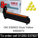 OKI ES8453 Drum 44844473 Yellow Genuine Executive Series Drum EP Cartridge for sale Crawley West Sussex and Surrey