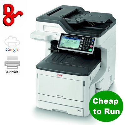 OKI MFP Printer Colour A3 OKI ES8453dn Multi-Function Executive Series Printer 45850613 for sale Crawley West Sussex and Surrey