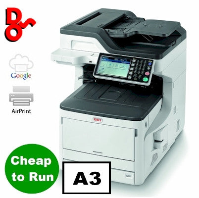 OKI MFP Printer Colour A3 OKI ES8473dn Multi-Function Executive Series Printer 45850633 for sale Crawley West Sussex and Surrey