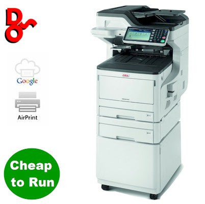 OKI MFP Printer Colour A3 OKI ES8453dnct Multi Function Executive Series Printer 45850614 for sale Crawley West Sussex and Surrey