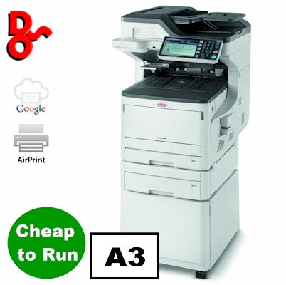 OKI MFP Printer Colour A3 OKI ES8453dnct Multi-Function Executive Series Printer 45850614 for sale Crawley West Sussex and Surrey, OKI ES8453dnct Colour Multi-Function A4/A3 Printer - 45850614